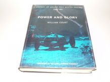 POWER AND GLORY  Volume 1 1906-1951 (Court 1966 1st edition) (Copy Jacket)